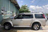 Cần bán Ford Everest 4x2 AT 2009, màu bạc giá 510 triệu tại Tp.HCM