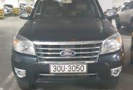 Bán Ford Everest 2.5MT màu đen, đời 2009, 1 chủ từ đầu, chuẩn 9vạn, cần bán gấp giá 450 triệu tại Hà Nội