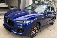 Bán ô tô Maserati Levante Gransport 2018, màu xanh lam, nhập khẩu chính hãng. LH: 0978877754 giá 7 tỷ 517 tr tại Tp.HCM