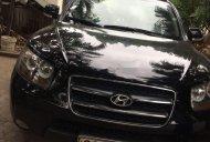 Cần bán lại xe Hyundai Santa Fe sản xuất 2009, màu đen, giá chỉ 550 triệu giá 550 triệu tại Hưng Yên