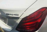 Bán Mercedes C300 AMG sản xuất năm 2016, màu trắng chính chủ giá 1 tỷ 590 tr tại Hà Nội