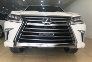 Bán Lexus LX570 trắng xe xuất Mỹ tiêu chuẩn cao nhất, sản xuất 2019 mới 100%. giá 9 tỷ 100 tr tại Hà Nội