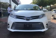 Bán ô tô Toyota Sienna Limited đời 2019, màu trắng, nhập khẩu Mỹ mới 100%, giao xe ngay giá 4 tỷ 180 tr tại Hà Nội
