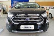 Bán ô tô Ford EcoSport Trend AT năm 2018, màu đen, giá 575tr giá 575 triệu tại Hà Nội