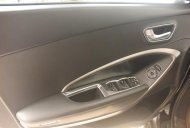 Bán Hyundai Santa Fe CRDI năm sản xuất 2013, màu đen, xe nhập   giá 870 triệu tại Tp.HCM