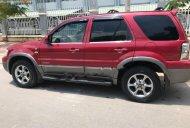 Bán xe Ford Escape XLT sản xuất năm 2004, màu đỏ, 198 triệu giá 198 triệu tại Tp.HCM