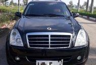 Bán ô tô Ssangyong Rexton II AWD đời 2008, màu đen, nhập khẩu giá 360 triệu tại Tp.HCM