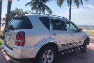 Bán xe Ssangyong Rexton II sản xuất 2008, màu bạc, nhập khẩu giá 365 triệu tại Tp.HCM