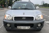 Bán gấp Hyundai Santa Fe sản xuất 2003 màu bạc, giá 255 triệu, nhập khẩu nguyên chiếc giá 255 triệu tại Hưng Yên