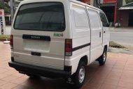Bán xe tải Suzuki Blind van 2018 tại quảng ninh , màu trắng, tặng ngay phí trước bạ  giá 293 triệu tại Quảng Ninh
