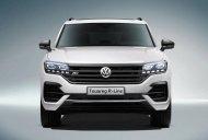 Cần bán xe Volkswagen Touareg sản xuất 2018, màu trắng, xe nhập giá 2 tỷ 499 tr tại Khánh Hòa