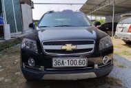 Cần bán xe Chevrolet Captiva LTZ năm 2009, màu đen, 385 triệu giá 385 triệu tại Hải Dương