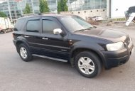 Bán Ford Escape XLT sản xuất 2004, màu đen  giá 159 triệu tại Hà Nội