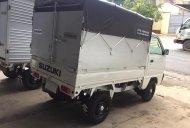 Suzuki Super Carry Truck 5 tạ 2018, khuyến mại 10tr tiền mặt, hỗ trợ trả góp, đăng ký đăng kiểm giá 263 triệu tại Thái Nguyên