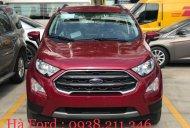 Cần bán xe Ford EcoSport đời 2019, màu đỏ, giá tốt giá 528 triệu tại Tp.HCM