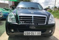 Bán Ssangyong Rexton II 2.7 AT 2008, màu đen, nhập khẩu giá 375 triệu tại Cần Thơ
