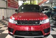 Bán LandRover Sport HSE năm sản xuất 2018, màu đỏ, xe nhập giá 6 tỷ 900 tr tại Hà Nội