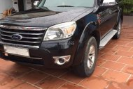 Cần bán xe Ford Everest 2.5MT năm 2009, màu đen giá 448 triệu tại Hà Nội