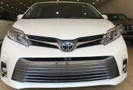 Toyota Sienna Limited trắng nội thất nâu da bò, xe sản xuất 2018 model 2019, bản full đồ nhất giá 4 tỷ 200 tr tại Hà Nội
