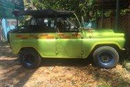 Cần bán xe UAZ LX năm 1989, màu xanh, nhập khẩu giá 100 triệu tại Đắk Lắk
