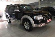 Cần bán xe Ford Everest 4x4 MT sản xuất năm 2007, màu đen, giá chỉ 375 triệu giá 375 triệu tại Hà Giang