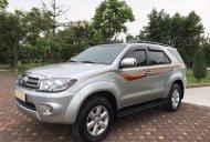 Cần bán nhanh xe Toyota Fortuner 2009 tự động hai cầu máy xăng, màu bạc giá 497 triệu tại Tp.HCM