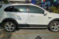 Bán xe Chevrolet Captiva LTZ 2015, số tự động, màu trắng, xe nhà đi giá 630 triệu tại Tp.HCM