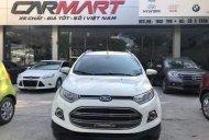Bán ô tô Ford EcoSport Titanium 1.5AT sản xuất năm 2014, màu trắng giá 499 triệu tại Hà Nội