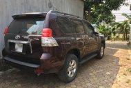 Bán ô tô Toyota Prado TXL model 2010, sản xuất 2009, màu đỏ đun, nhập khẩu nguyên chiếc giá 1 tỷ 100 tr tại Hà Nội