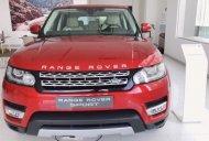 Bán xe LandRover Range Rover Sport HSE 2017, giao xe ngay màu đỏ, giao toàn quốc giá 5 tỷ 169 tr tại Tp.HCM