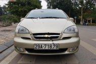 Bán Chevrolet Vivant 1.6MT CDX sản xuất 2009, màu vàng như mới giá 210 triệu tại Hà Nội