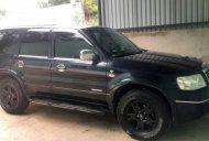 Bán Ford Escape 3.0 năm 2004, màu đen, giá chỉ 200 triệu giá 200 triệu tại Tp.HCM