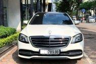 Cần bán Mercedes S450L 2018 chạy 3.000km màu trắng giá tốt giá 4 tỷ 159 tr tại Hà Nội