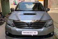 Bán xe Toyota Fortuner đời 2013, màu xám số sàn, 770 triệu giá 770 triệu tại Hậu Giang