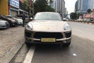 Bán Porsche Macan 2.0L 2015, màu vàng, nhập khẩu nguyên chiếc giá 2 tỷ 650 tr tại Hà Nội