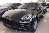 Bán ô tô Porsche Macan đời 2015, màu đen giá 2 tỷ 785 tr tại Hà Nội