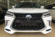 Giao ngay Lexus LX570 Super Sport S Model 2019 màu trắng, nội thất nâu, xe tiêu chuẩn Mỹ giá 9 tỷ 100 tr tại Hà Nội