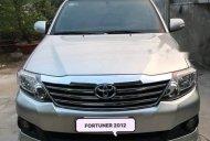 Cần bán xe Toyota Fortuner sản xuất năm 2012, màu bạc số sàn, giá tốt giá 715 triệu tại Hậu Giang