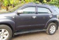 Bán gấp Toyota Fortuner 2009 số tự động, xe màu xám chì giá 507 triệu tại Tp.HCM