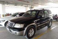 Bán Ford Escape 3.0 sản xuất năm 2006, màu đen, chính chủ giá 195 triệu tại Tp.HCM