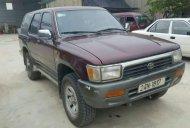 Bán Toyota 4 Runner đời 2000, màu đỏ, nhập khẩu nguyên chiếc, xe đẹp  giá 95 triệu tại Hà Nội