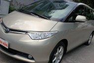 Bán Toyota Previa Limited số tự động model 2008, sản xuất 2007, màu vàng cát, xe nhập khẩu tuyệt đẹp giá 739 triệu tại Tp.HCM