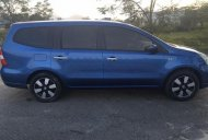 Cần bán gấp Nissan Grand livina sản xuất năm 2010, màu xanh lam, giá 299tr giá 299 triệu tại Hải Phòng