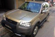 Cần bán xe Ford Escape 3.0 V6 đời 2004, màu vàng giá 150 triệu tại Hà Nội