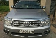 Gia đình cần bán xe Toyota Fortuner G 2009 màu bạc, xe nội ngoại thất zin nguyên bản theo xe toàn bộ từ trong ra ngoài giá 590 triệu tại Tiền Giang