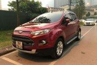 Cần bán gấp Ford EcoSport 1.5AT Titanium sản xuất 2014, màu đỏ giá cạnh tranh giá 495 triệu tại Hà Nội