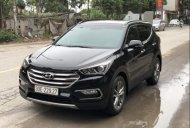 Bán xe Hyundai Santa Fe Crdi sản xuất năm 2017, màu đen giá 1 tỷ 80 tr tại Hà Nội