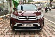 Bán Toyota Highlander sản xuất 2018, xe nhập Mỹ giá tốt LH Ms Hương 094.539.2468 giá 2 tỷ 590 tr tại Hà Nội