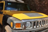 Cần bán lại xe Hummer H3 đời 2008, màu vàng, xe nhập giá 1 tỷ 250 tr tại Tp.HCM