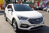 Hyundai Santa Fe CRDi model 2017, màu trắng, nhập khẩu còn mới toanh, full option loại cao cấp nhất, 1tỷ 65tr giá 1 tỷ 65 tr tại Tp.HCM